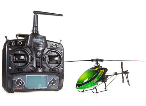 SKY TRACKER Walkera NEW V120D02S  MINI 3D With DEVO7 Helicopter