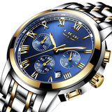 Men's Luxury Fashion Business Quartz Watch Wristwatch from AnAvLiNa