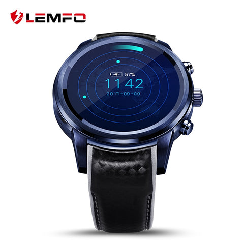 RF SW MAVERIX LEMFO LEM5 Pro Smart Watch Phone