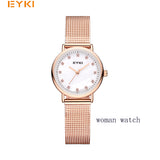 RF ICONIC EYKI Brand Mech Strap Watches