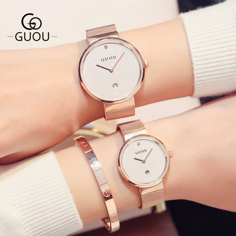 RF ICONIC GUOU Fashion Watches Quartz