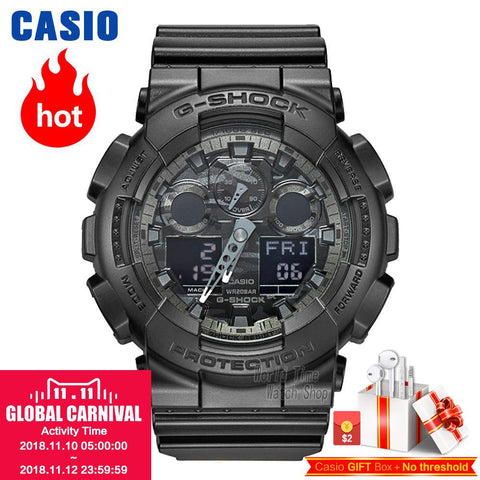 CASIO Men's G-SHOCK Quartz Sports Watch from AnAvLiNa