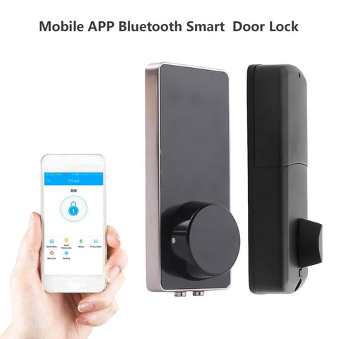 RF SAFEZONES Electronic Door Password Lock Mobile Phone