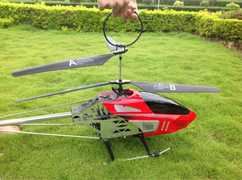 SKY TRACKER 75CM big large rc helicopter BR6508