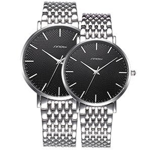 RF ICONIC 2PCS Hot Sale SINOBI Couple Watch
