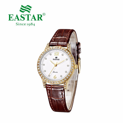RF ICONIC Eastar Dial Steel Bracelet Quartz Watchband