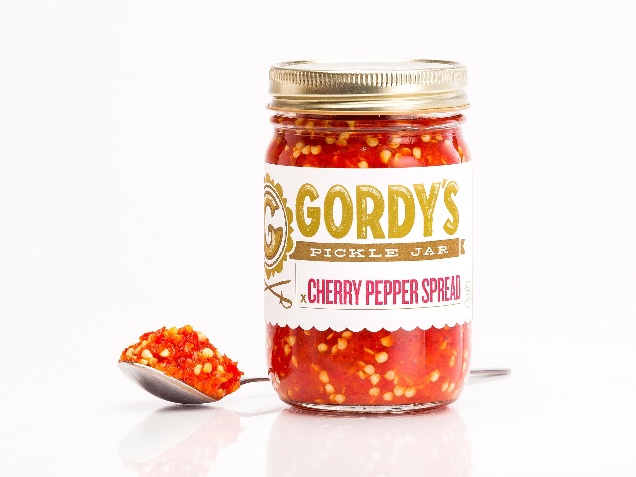 Cherry Pepper Spread