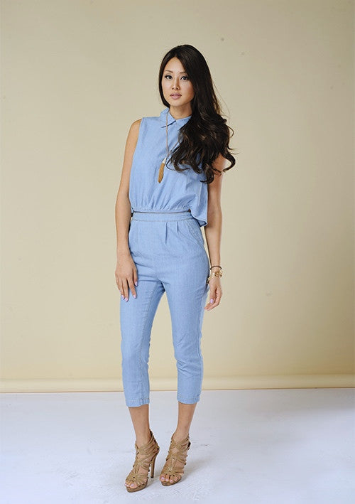 THE GAME CHANGER JUMPSUIT