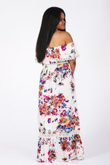 FUN IN THE SUN MAXI DRESS - Mod Owl