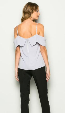 STARLET BY NATURE OFF THE SHOULDER TOP