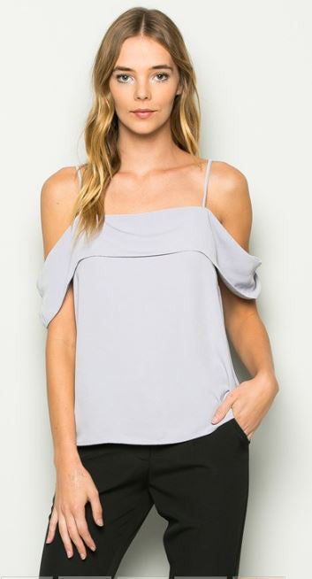 STARLET BY NATURE OFF THE SHOULDER TOP - Mod Owl