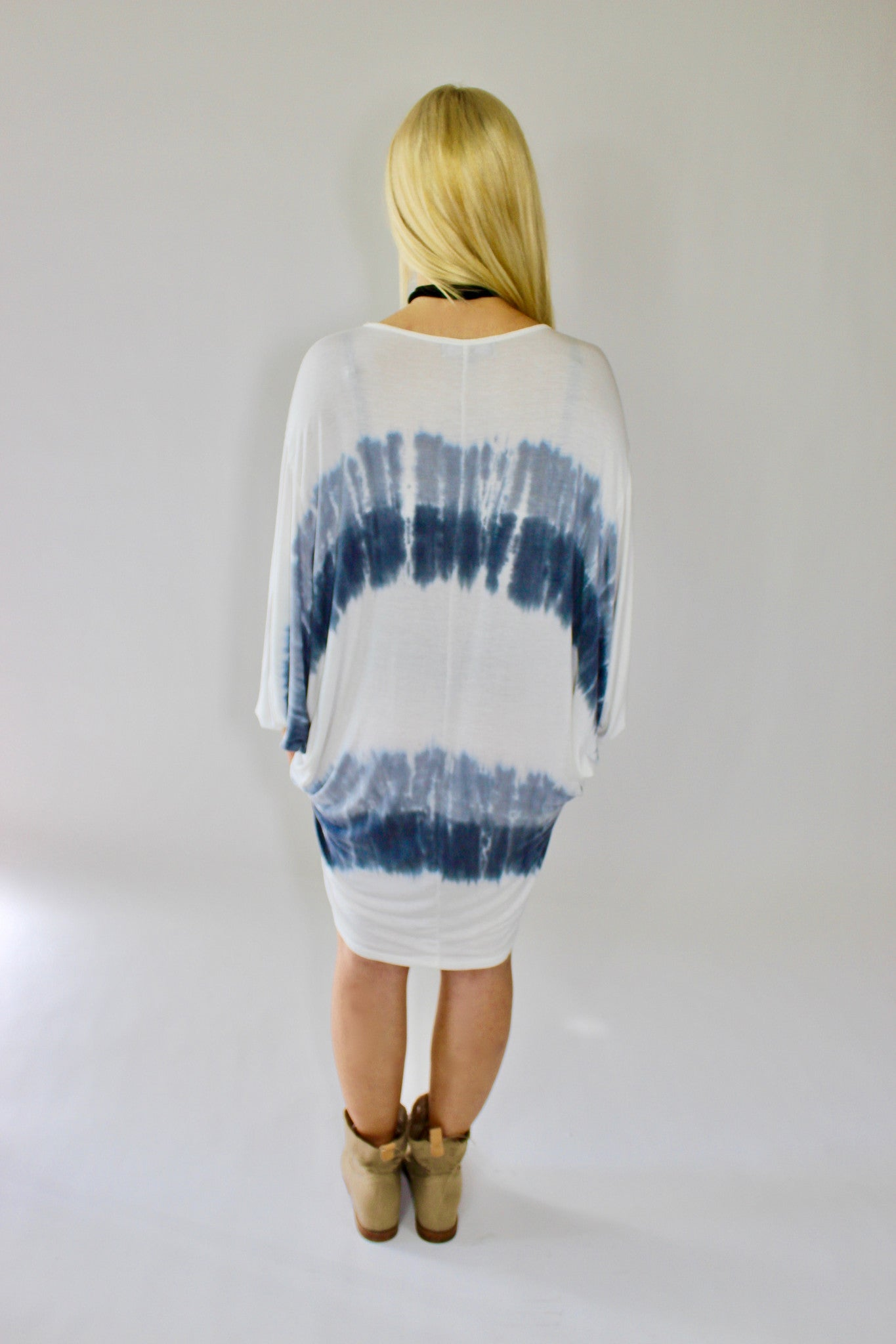Tie Dye for this Dress - Mod Owl
