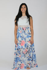 FLORA MAXI DRESS - Mod Owl