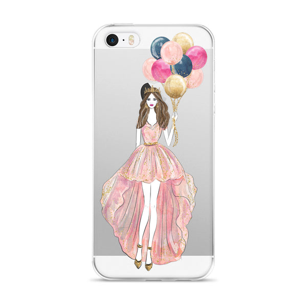 Balloon Party iPhone Case