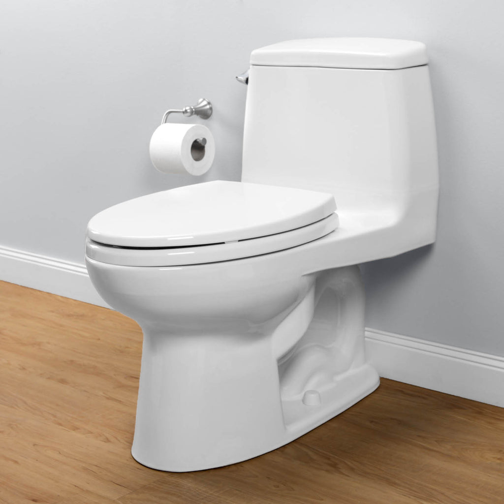 TOTO MS854114S#01 UltraMax One-Piece Toilet, 1.6 GPF Bowl – Mega ...