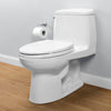 TOTO MS854114S#01 UltraMax One-Piece Toilet, 1.6 GPF, Elongated Bowl | White/Cotton - Mega Supply Store - 4