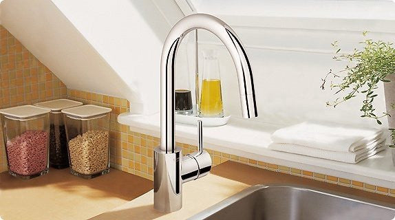 Grohe 32665001 Pull-Down Spray Kitchen Faucet – Mega Supply Store