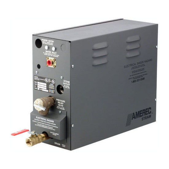 Amerec 9011-524 8KW Warm Start Single Unit 208V 3 Phase Generator from the 3K Series - Mega Supply Store