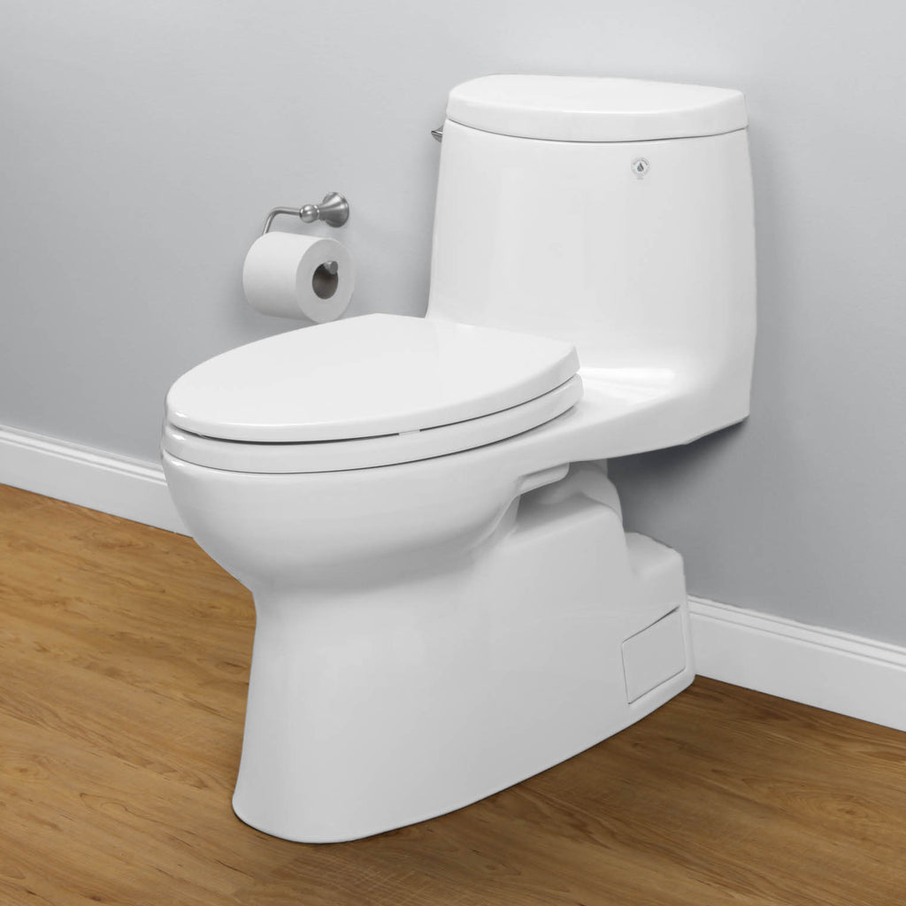 TOTO MS614114CEFG01 Carlyle II One Piece Toilet 128 GPF Elongated Bowl