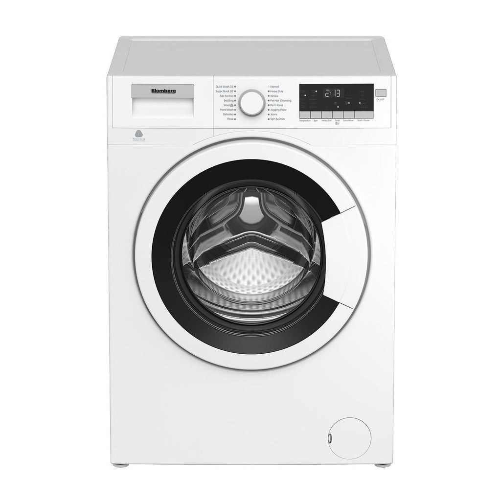 Compact Front Load Washers Blomberg Wm98200sx 24 25 Cu Ft Front Load Washing Machine