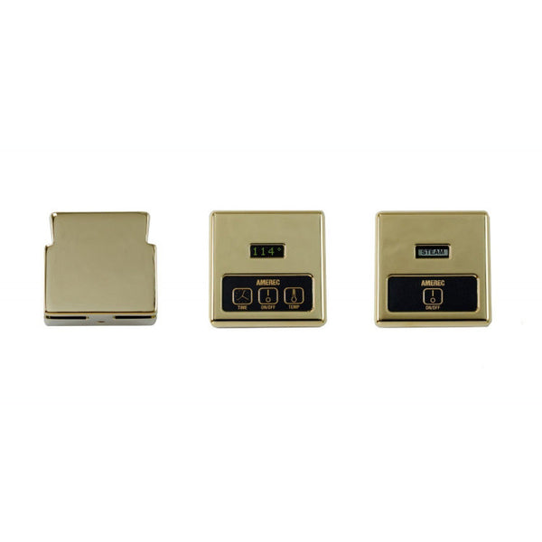 Amerec K60/K30 Controls - Polished Brass - Mega Supply Store