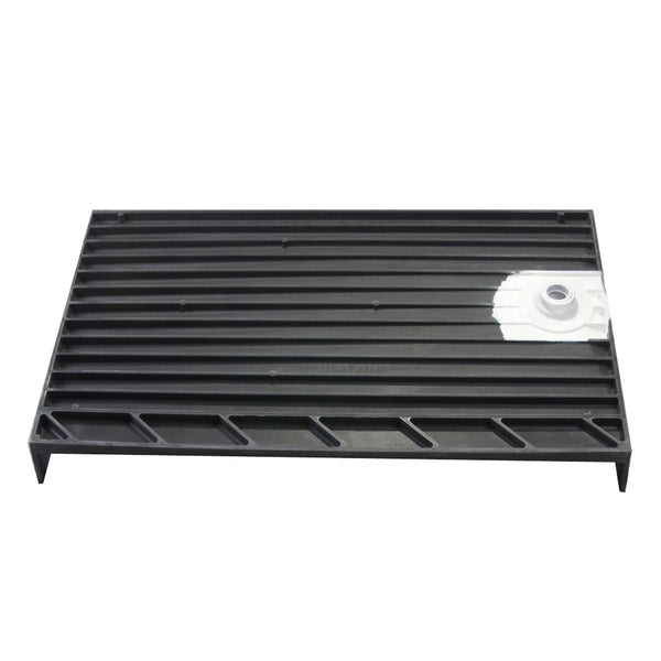 "Tile Redi 3054LBF-PVC 30"" x 54"" 54"" Barrier Free Entry, Integrated Left Hand Side PVC Drain Shower Pan/Tray - Mega Supply Store - 1"