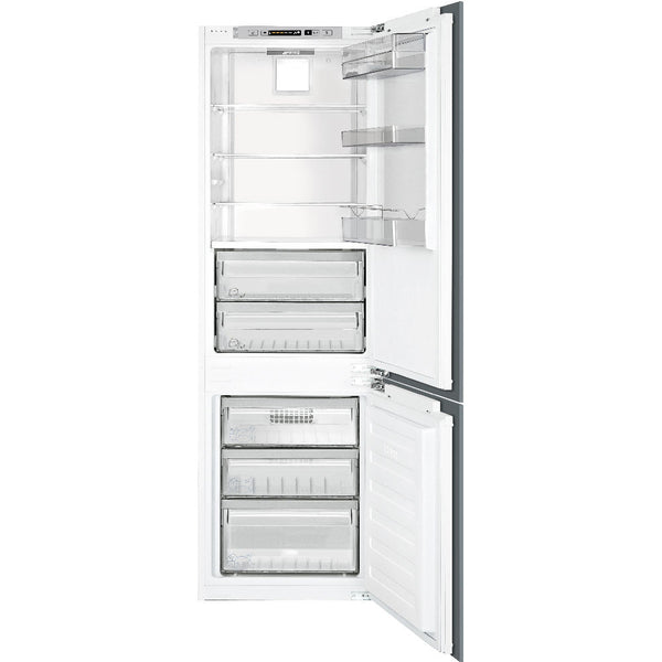 "Smeg CB300U 24"" Fully Integrated Bottom Mounted - Mega Supply Store - 1"