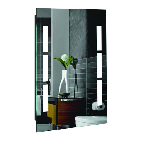 "Creators Civis CVSAL2436LED LED 24"" x 36"" Sally Lighted Bathroom Mirror - Mega Supply Store - 1"