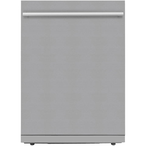 Blomberg DW55502SS Standard Height Dishwasher 5 Cycle Top Control Stainless 49 dBA - Mega Supply Store