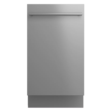 "Blomberg DWS55100SS 18"" Dishwasher ADA Tub, Top Control, 5 Cycle, Stainless, 49dBA - Mega Supply Store"