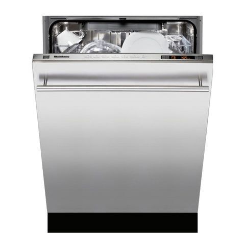 Blomberg DWT56502SS Tall Tub Dishwasher 5 Cycles Top Control Stainless 48 dBA - Mega Supply Store