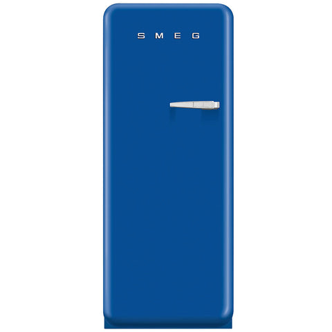 Smeg FAB28UBEL1 50s Style Refrigerator With Freezer Compartment - Mega Supply Store