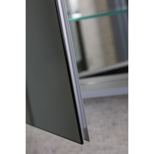 Wonderful ... Flawless Anodized Aluminum Medicine Cabinet With Blum Soft Close Door  Hinges   Mega Supply Store ...