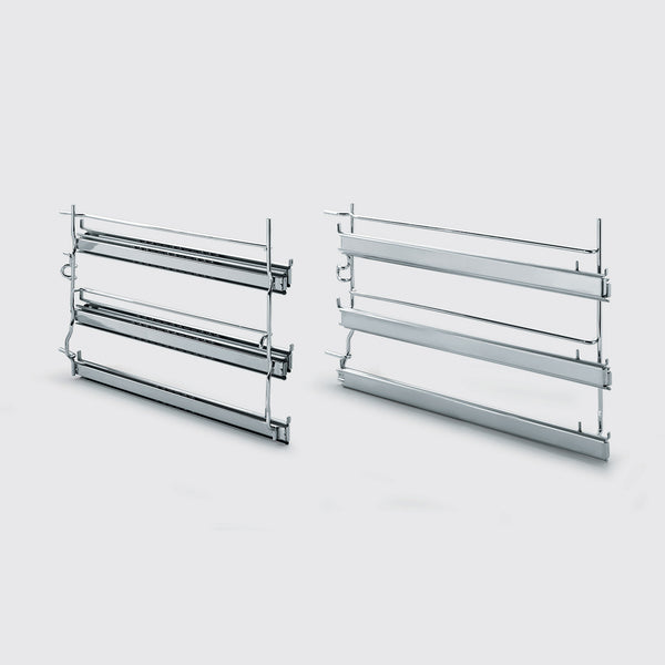 "Smeg GT90X Glide Out Telescopic Racks For Use In 27"" Ovens. - Mega Supply Store"