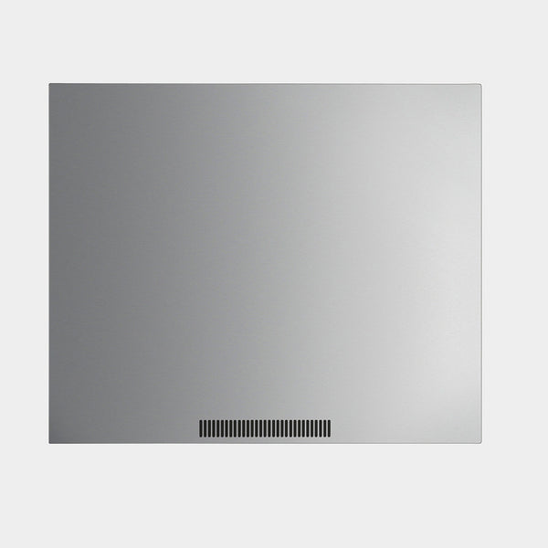 Smeg KIT1A1-6 Full-Height Backsplash For A1 Range In Brushed Stainless Steel. To Combine With A1Xu6, A1Au6, A1Pu6. - Mega Supply Store - 1