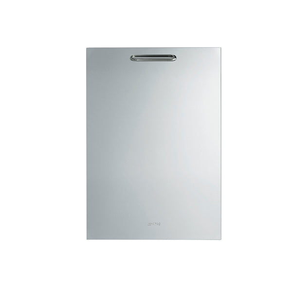 Smeg KIT860XU Stainless Steel Panel For Sta8743U And St8646U (Integrated Dishwashers). - Mega Supply Store