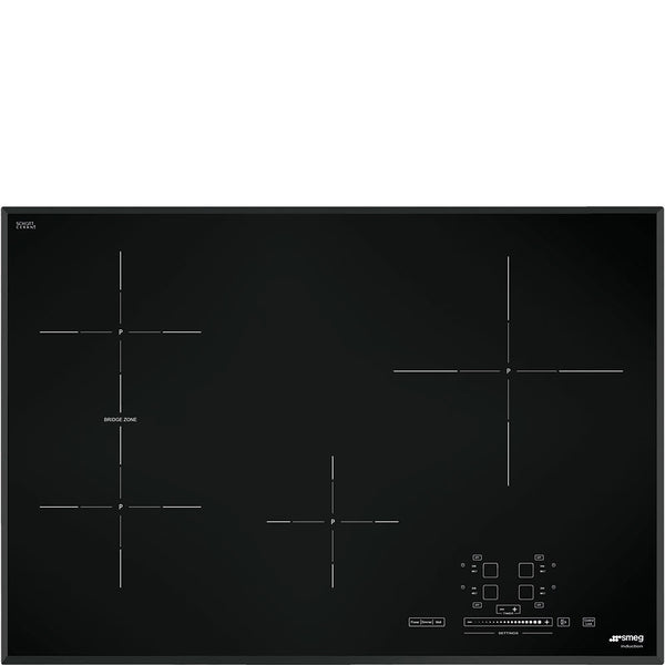 "Smeg SIMU530B 31"" Induction Cooktop, Ultra- Low Profile - Mega Supply Store - 1"