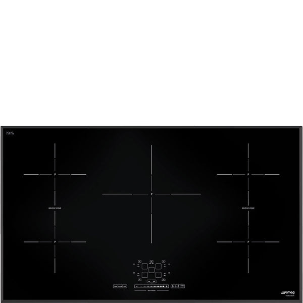 "Smeg SIMU536B 37"" Induction Cooktop Ultra-Low Profile - Mega Supply Store - 1"