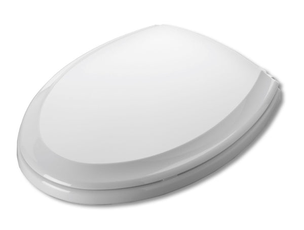 TOTO SS224#01 Guinevere SoftClose Toilet Seat - Elongated | Cotton/White - Mega Supply Store