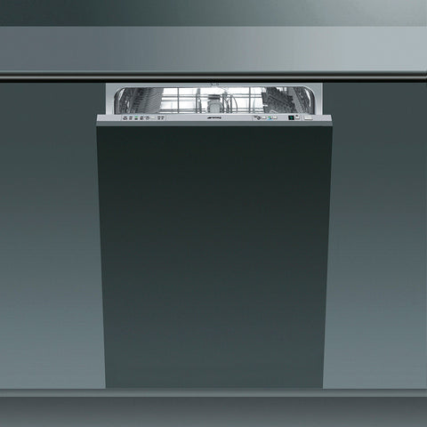 "Smeg ST8246U 24"" Dishwasher Fully Integrated Pane; Ready - Mega Supply Store - 1"