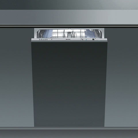 "Smeg ST8646U 24"" Full Size Dishwasher Fully Integrated - Mega Supply Store - 1"