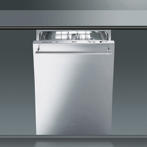 "Smeg ST8646XU 24"" Full Size Dishwasher Fully Integrated - Mega Supply Store - 1"
