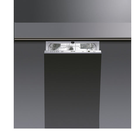 "Smeg STA4645U 18"" Fully Integrated Dishwasher - Mega Supply Store - 1"
