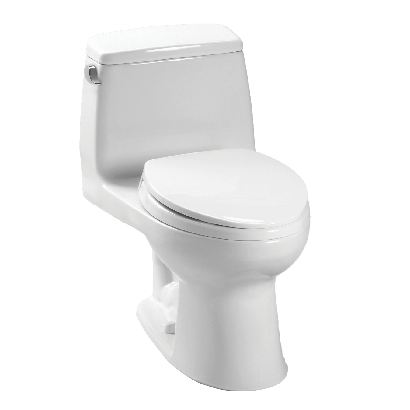 TOTO MS854114SL#01 UltraMax One-Piece Toilet - ADA Compliant – Mega ...