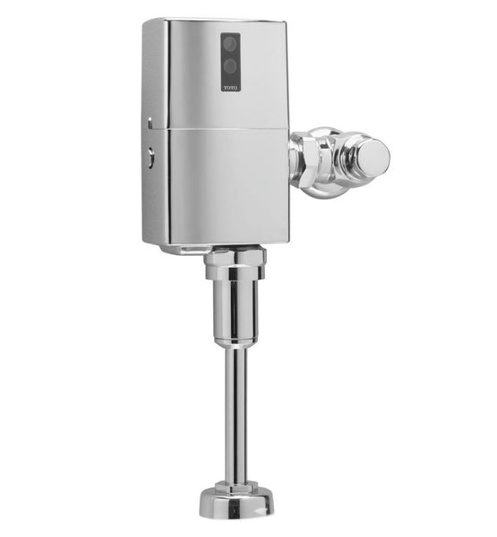 TOTO TEU1GNC-12 EcoPower High Efficiency Urinal Flushometer Valve, 1.0 Gpf, Exposed - Mega Supply Store