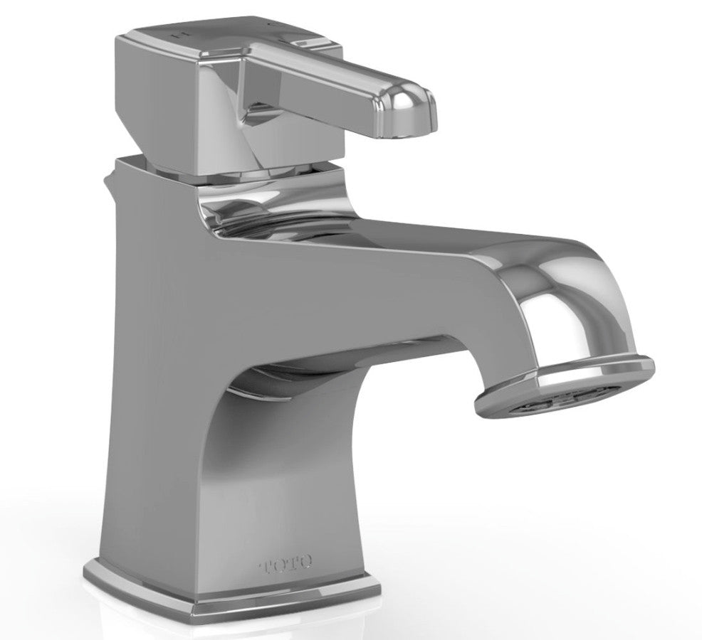 TOTO TL221SD#CP Connelly Single-Handle Single-Hole Lavatory Faucet ...