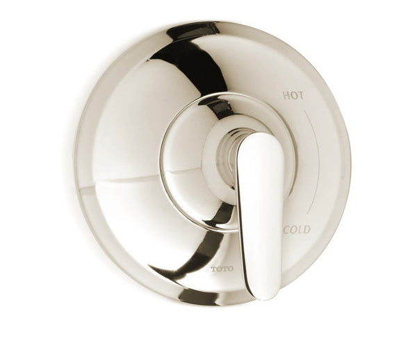 TOTO TS230P#BN Wyeth Pressure Balance Valve Trim | Brushed Nickel - Mega Supply Store
