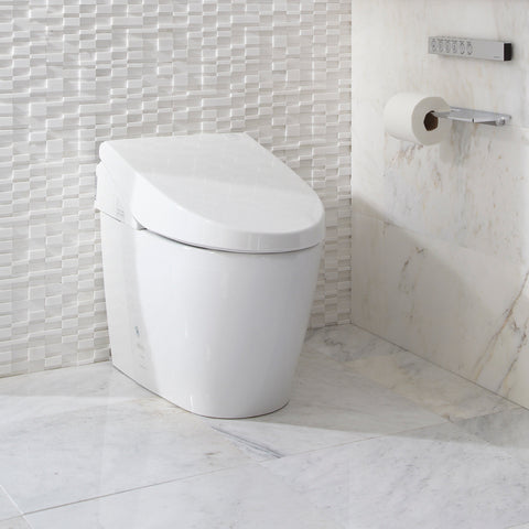 OPEN BOX: TOTO MS982CUMG#01 Neorest 550H Dual Flush Contemporary Toilet - Mega Supply Store - 1