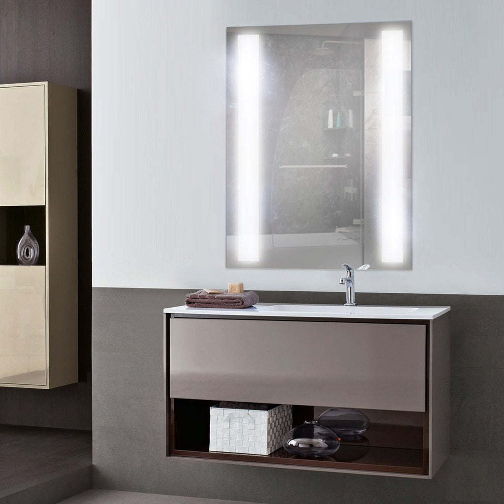 Sasha Alexandra LED Lighted Bathroom Mirror 30\