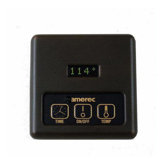Amerec 9101-107 K60 Digital Control with Remote Mounted Temperature Sensor - Oil Rubbed Bronze - Mega Supply Store